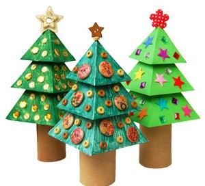 Manualidades para ni os f ciles divertidas y originales - Manualidades faciles de navidad para ninos ...