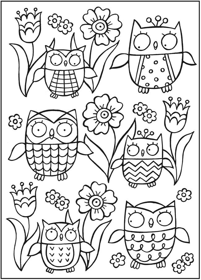 149 dibujos para imprimir colorear o pintar para ni os parani - Dibujos naif para pintar ...
