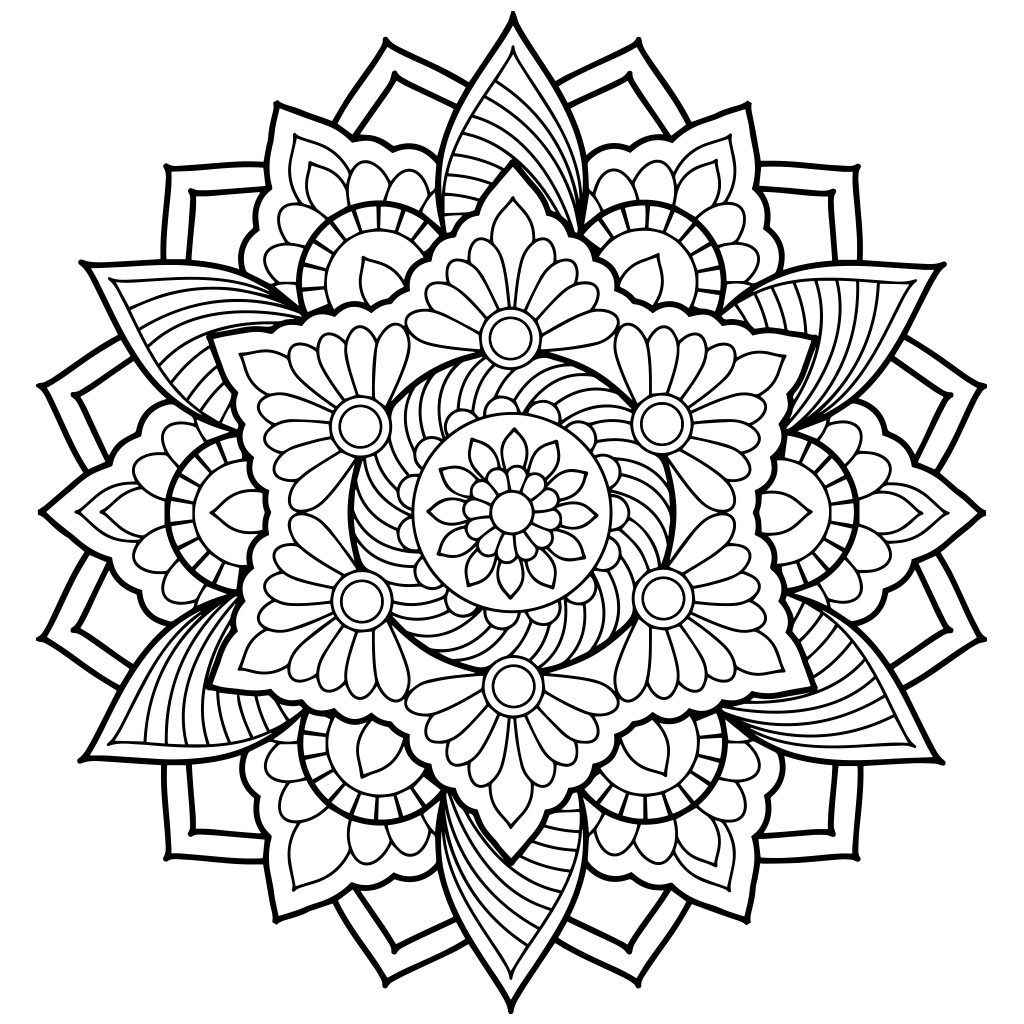 e design scapes coloring pages - photo#28