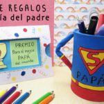 Manualidades para el Día del Padre: Regalitos ecológicos
