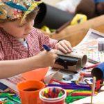 Juegos para niños: Manualidades con material de desecho