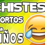 80 chistes divertidos y cortos para niños