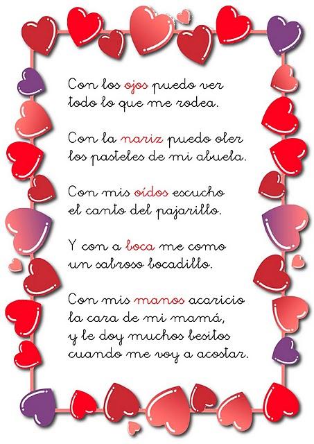 54 Poemas Cortos Para Niños Poesias Infantíles Bonitas Paraniños Org