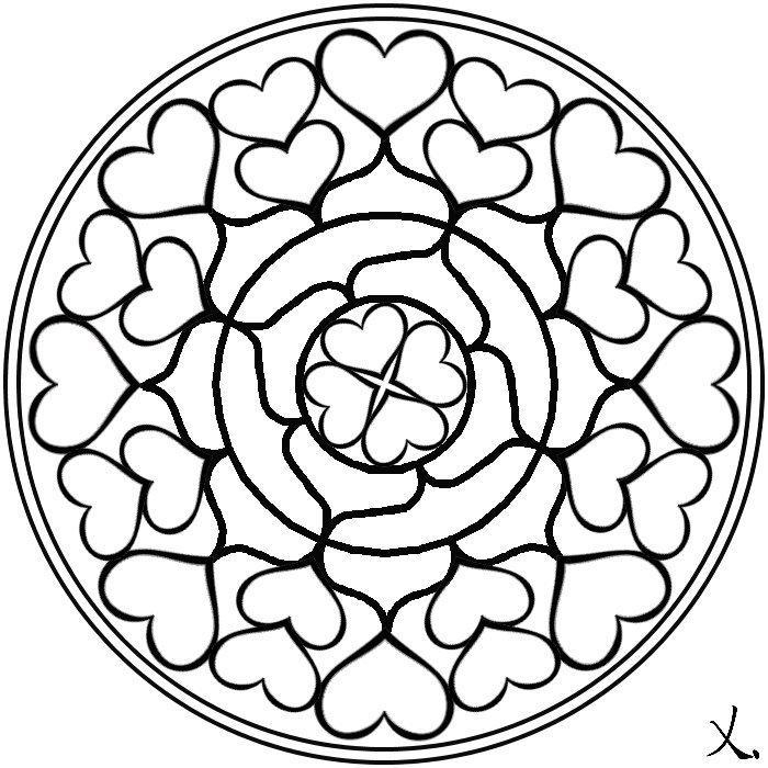 Mandalas Para Niños 50 Diseños De Mandalas Para Colorear