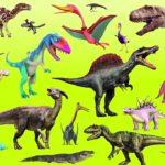 Imágenes de dinosaurios para niños con información