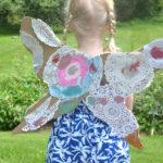 Juegos para niños con materiales reciclados