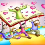 Canciones, cuentos y poesías para niños cristianos