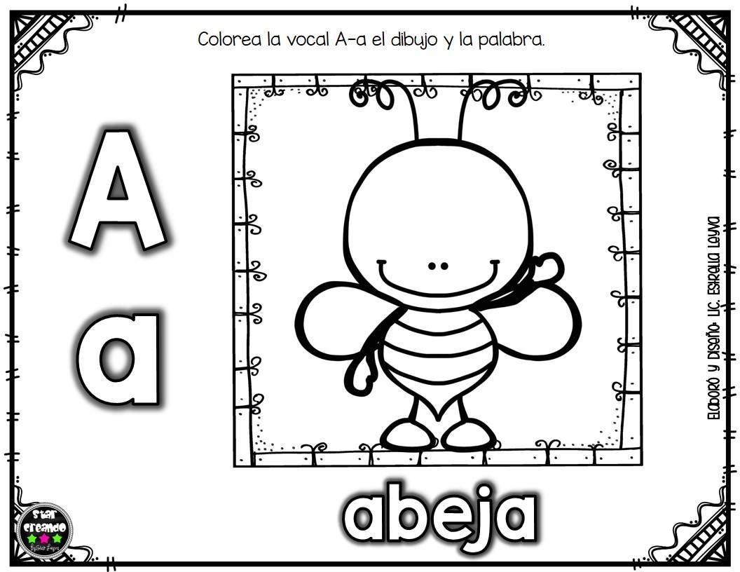 NÚMEROS y LETRAS para Niños » Fichas para IMPRIMIR | ParaNiños.org