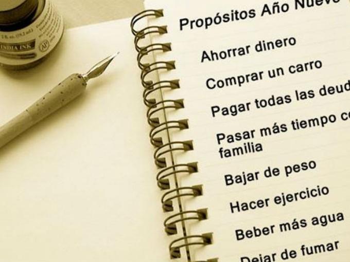 Ejemplos de resoluciones de año nuevo para niños | ParaNiños.org
