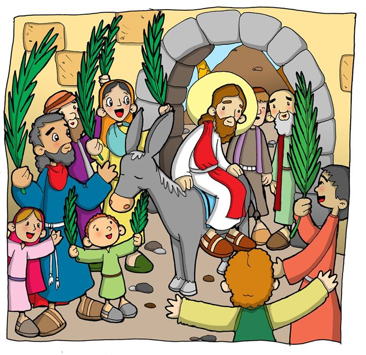 Semana Santa Para Niños Significado Resumen Imágenes