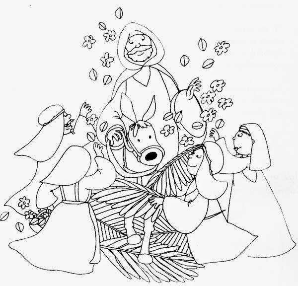 Semana Santa Para Ninos Significado Resumen Imagenes