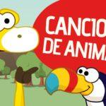 8 Canciones cortas de animales para niños