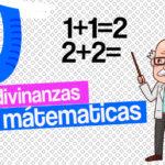 Acertijos y adivinanzas de números para niños