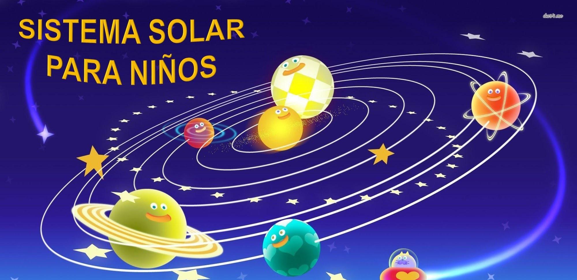 Informaci n sobre el sistema solar para ni os parani for Informacion sobre los arquitectos