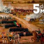 Batalla de Puebla para niños