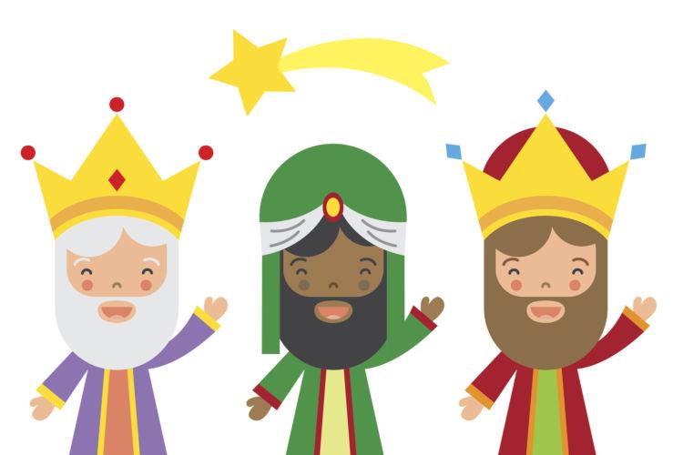 Los Tres Reyes Magos Imágenes Fotos Dibujos Ilustraciones Y