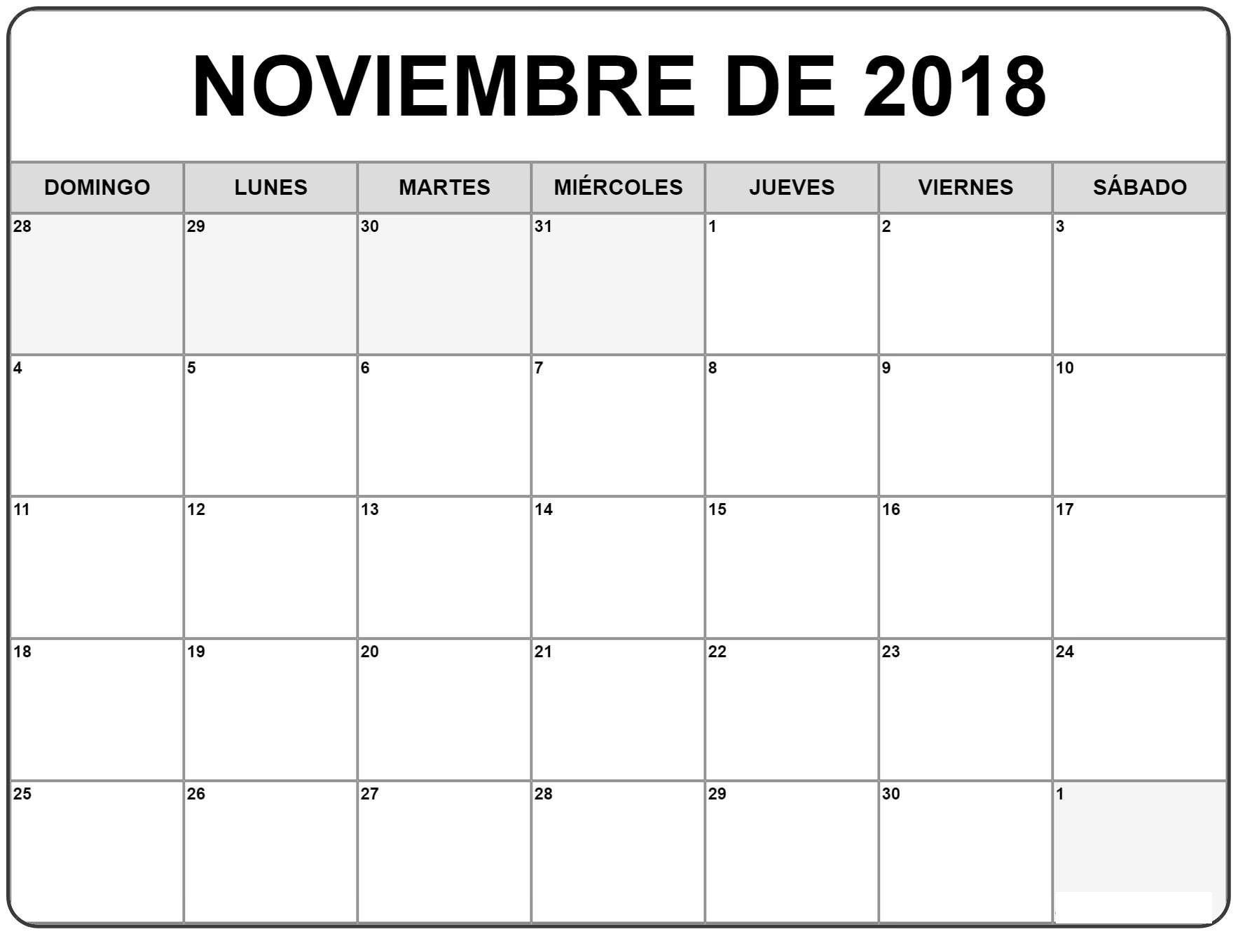Calendario Diciembre 2019 Para Imprimir Argentina.Calendarios 2019 Para Ninos Descargar E Imprimir